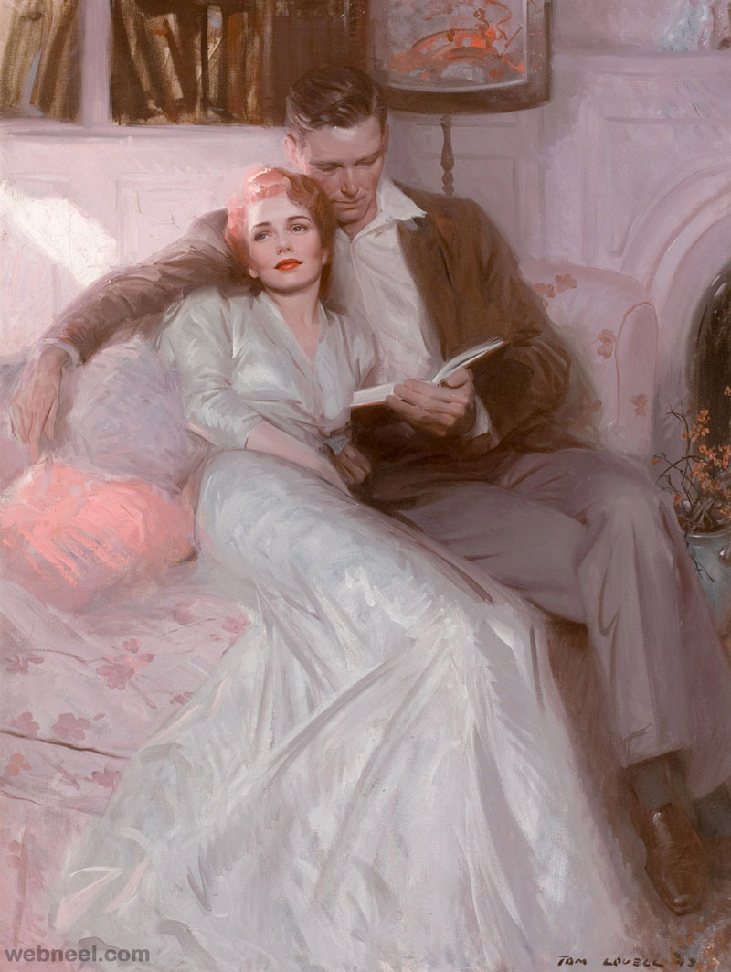 back comes bride tom lovell