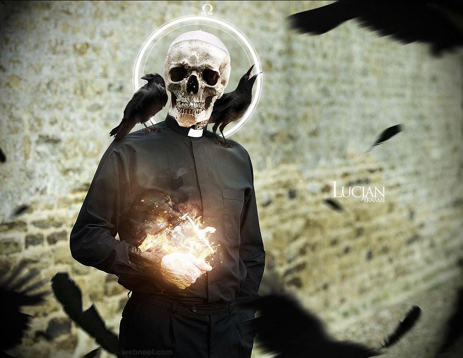 best photo manipulation by mateusz chojnowski