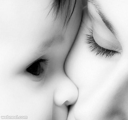 amazing mother child photo