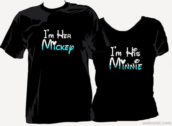 couples tshirt