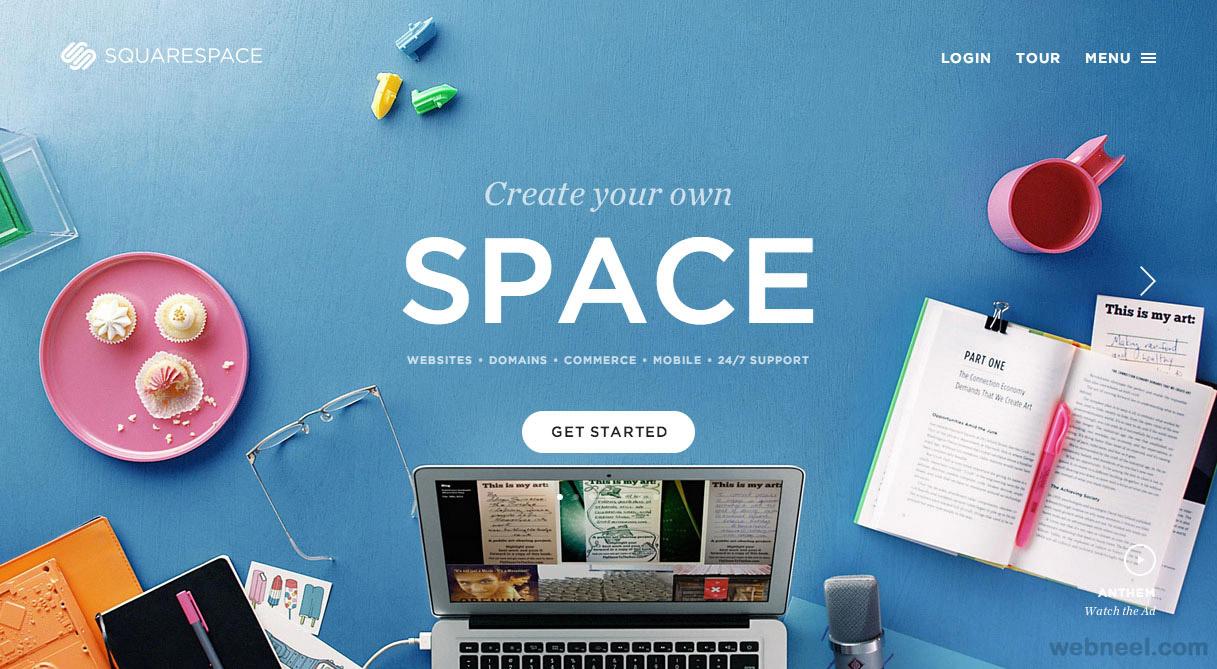 beautiful web design