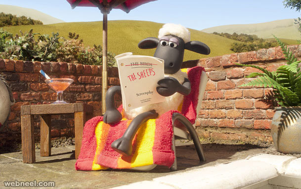 shaun the sheep animation movie