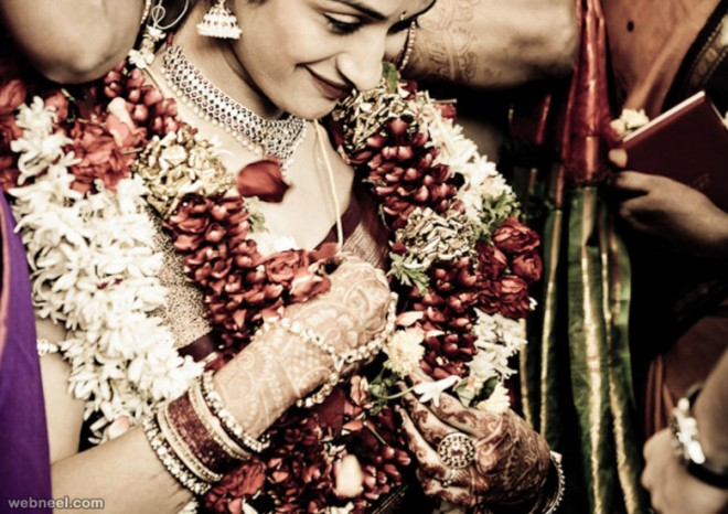 indian wedding photograph by vinayak