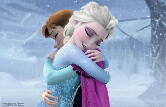 frozen fever animation movie
