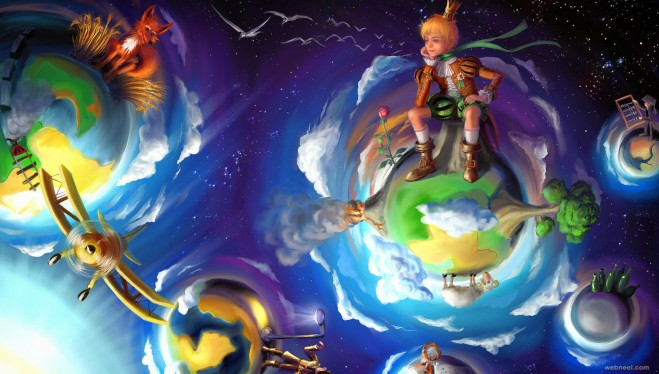 the little prince animation movie