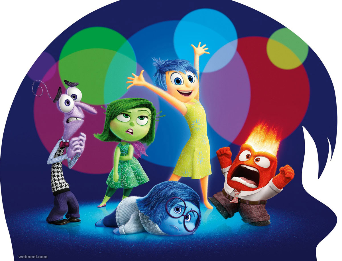 inside out animation movie