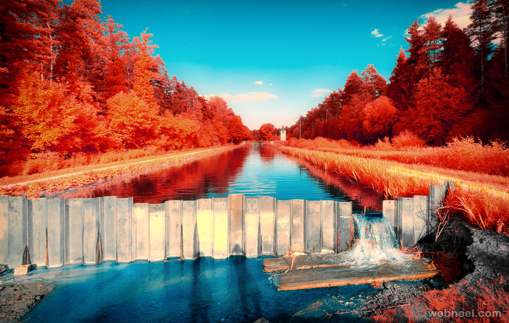 infrared photography by myinqi