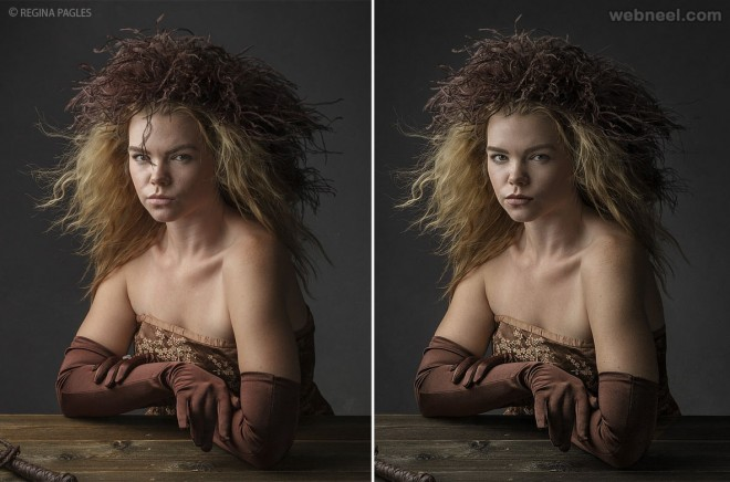 photo retouching editing by regina pagles