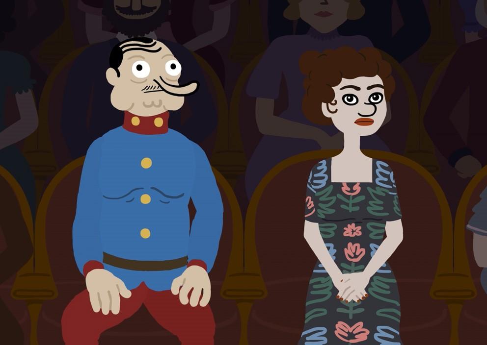 wurmlock animated short film