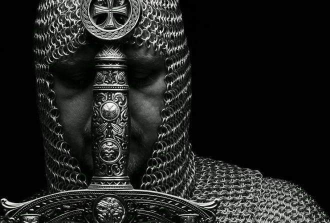 templar knight photography