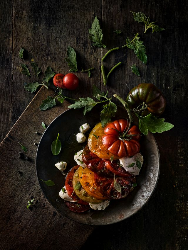 food still life photography by greg stroube