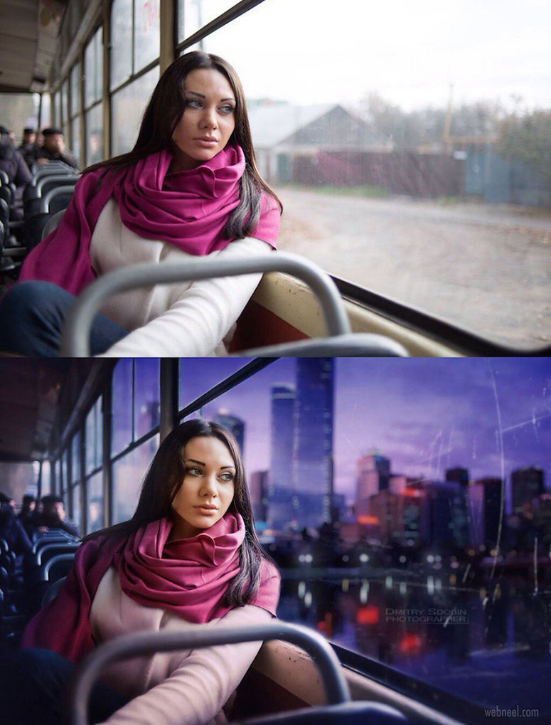 photo retouching after before by dmitry sdobin