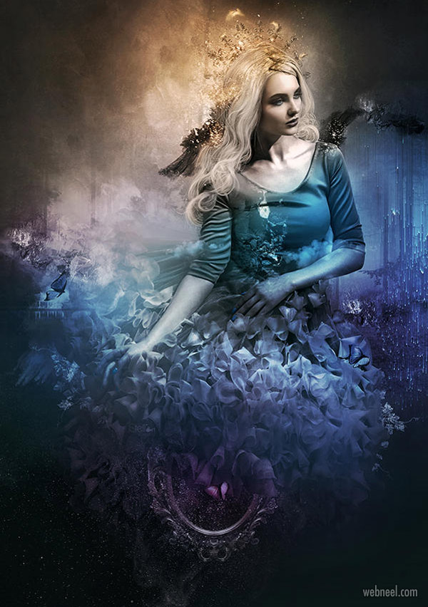 photo manipulation photoshop by stellart