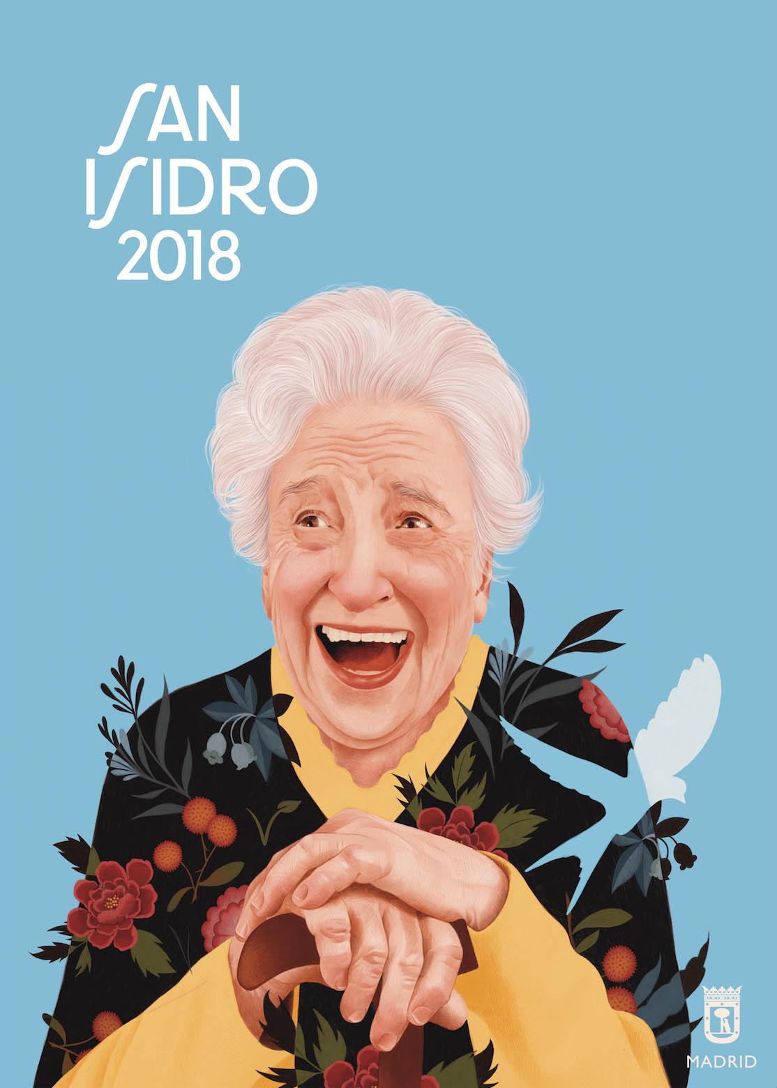 digital illustration woman portrait by mercedes debellard