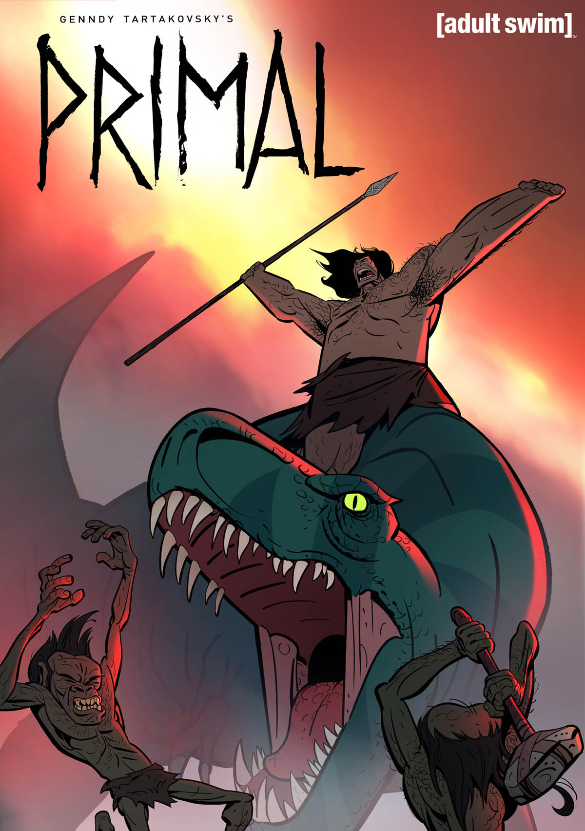 animation film primal