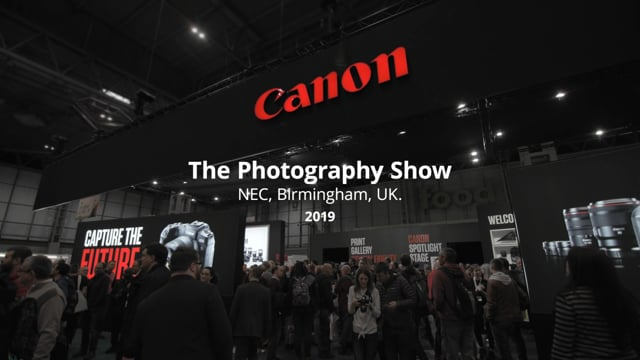 photography show canon