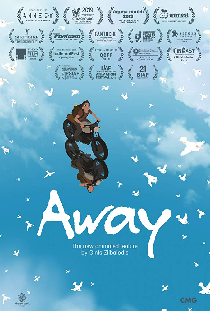 animation film away