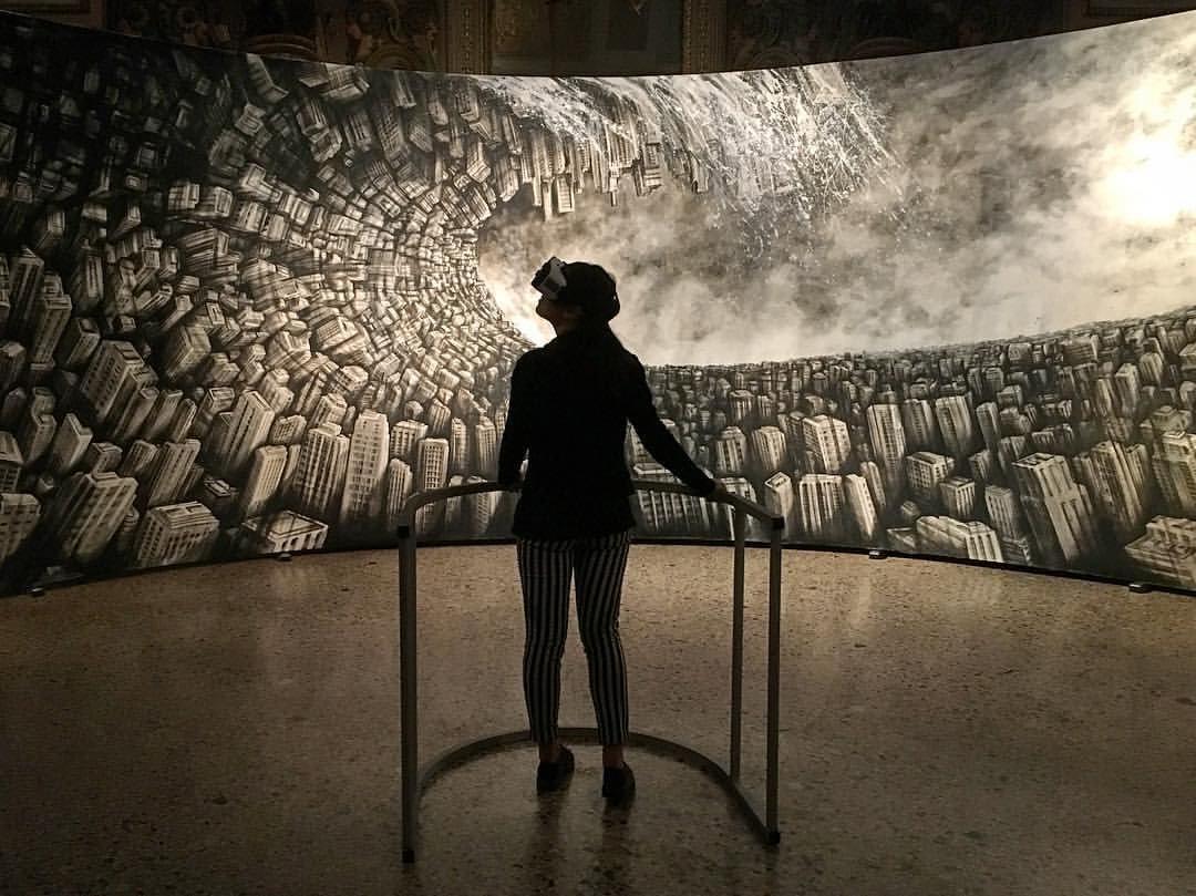 digital art hyper palazzo reale