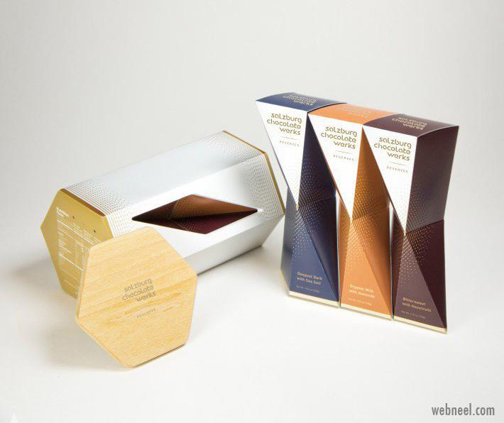 packaging design chocolate