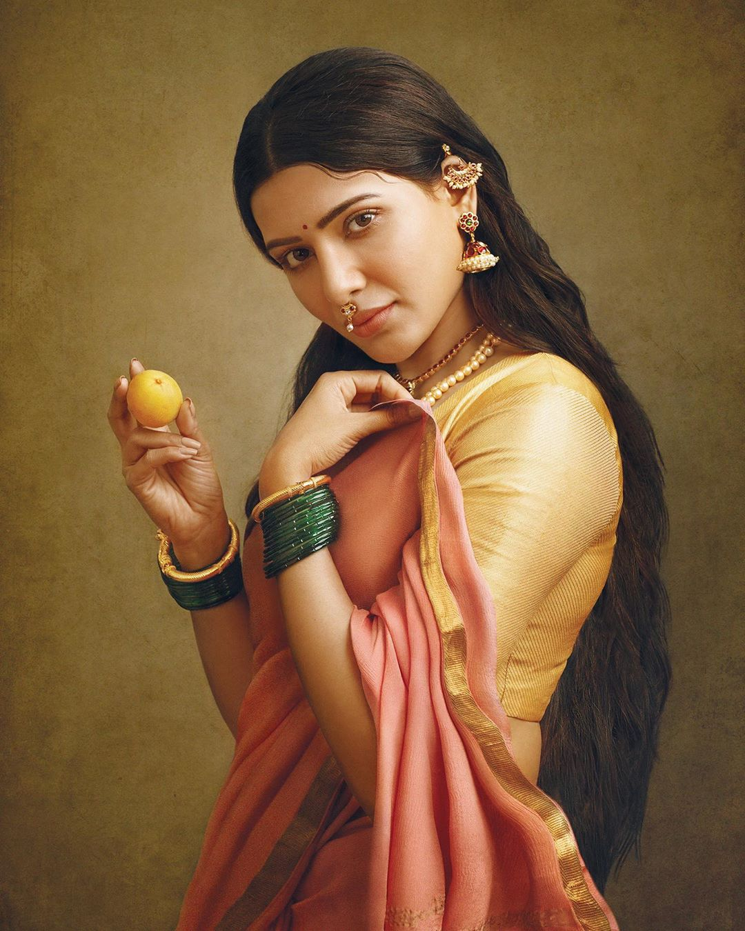photography raja ravi varma paintings samantha