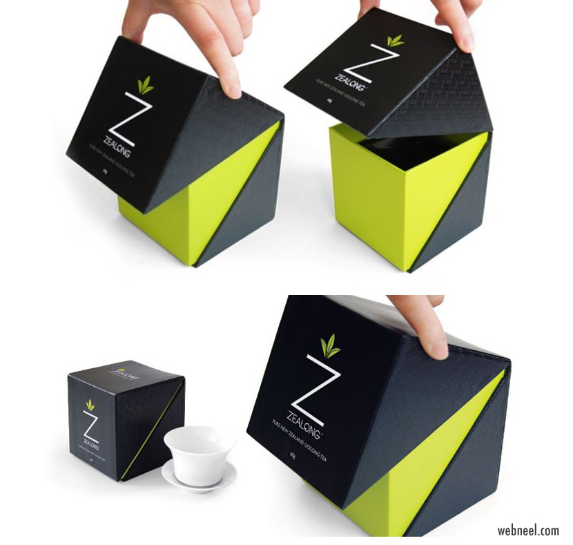 packaging design coffee by designworks