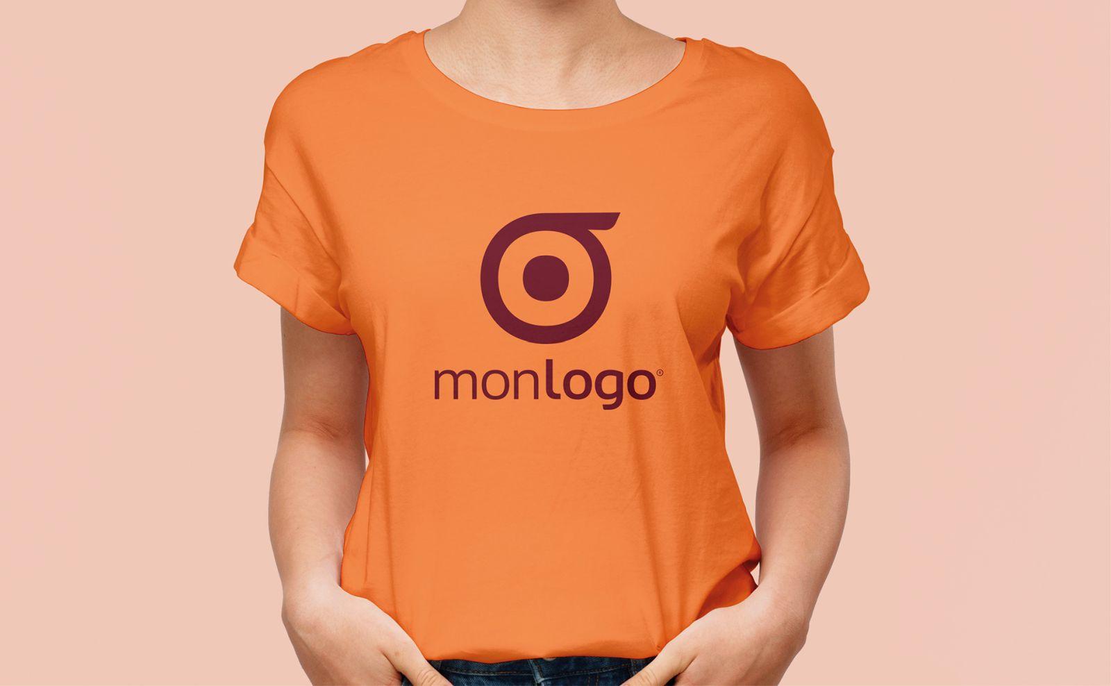 branding design logo identity objetrama tshirt