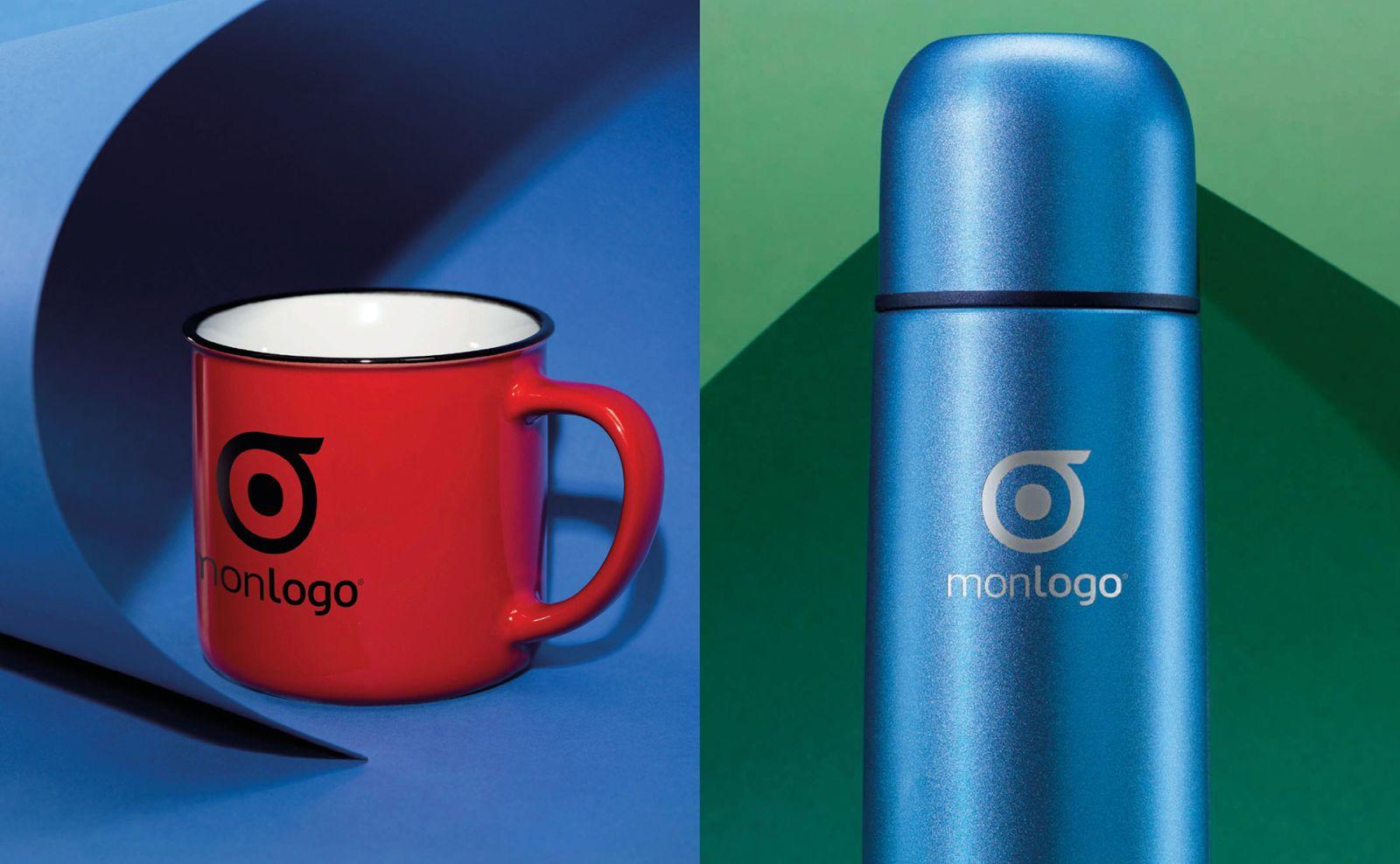 branding design logo identity objetrama cup