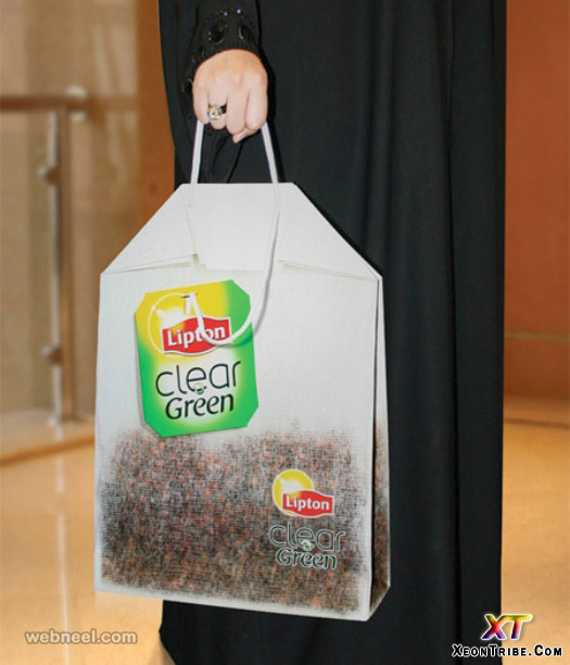 paper bag design idea