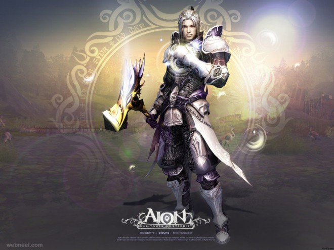 ghost 3d fantasy art game character