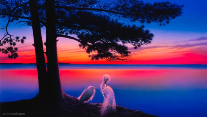 serenity fantasy artwork