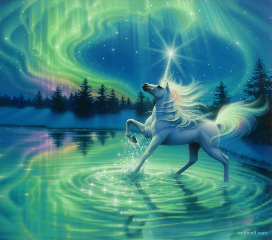 horse fantasy artwork