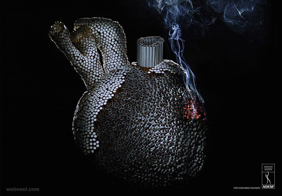 best anti smoking ad