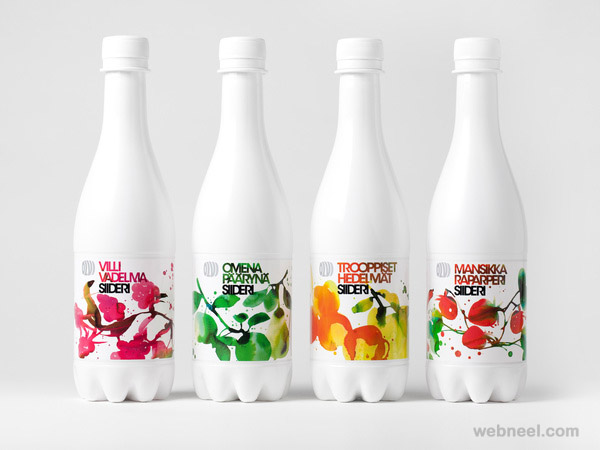 bottle brilliant packaging design