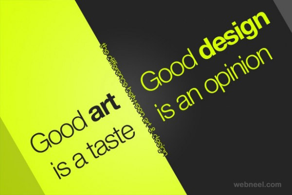 creative typography quotes