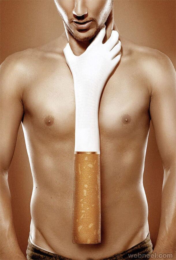 best anti smooking ad