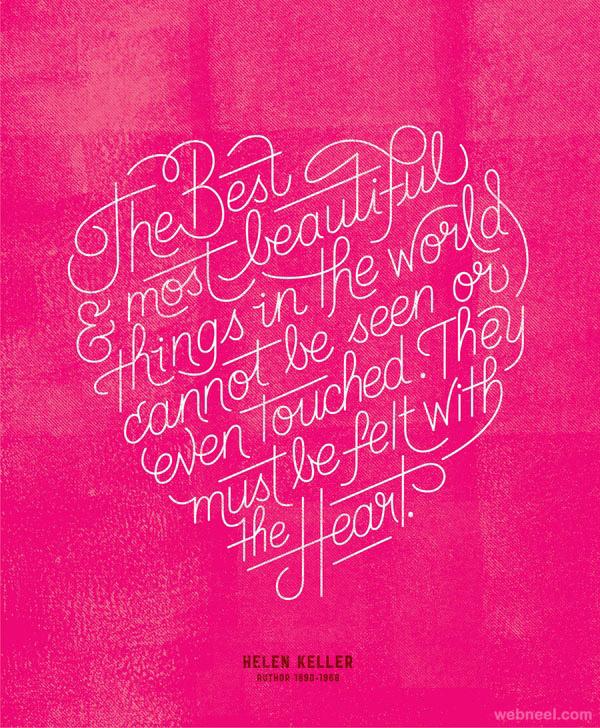 inspiring typography quotes