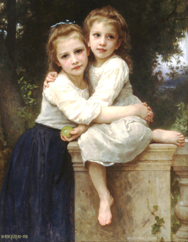william bouguereau adolphe