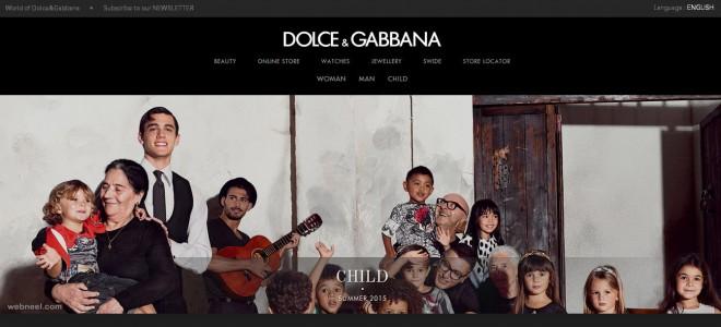 dolcegabbana fashion website