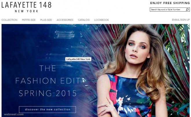 lafayette148 fashion website