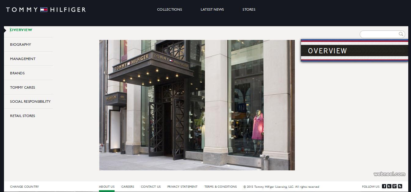 tommy hilfiger fashion website
