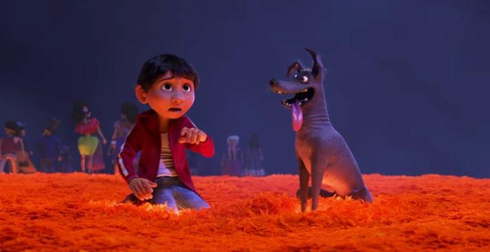 animation movie coco