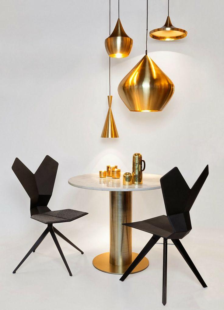 pendant lighting design by tom dixon