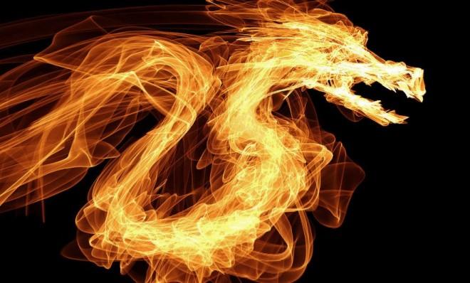 dragon flame painting tool