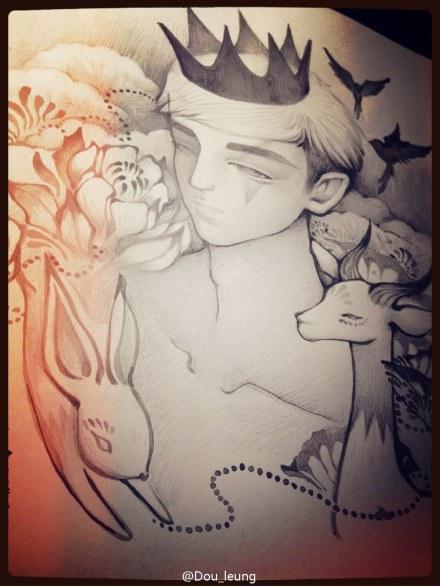 dream drawing