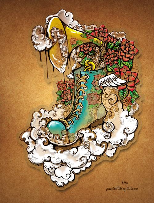 hope of life illustration