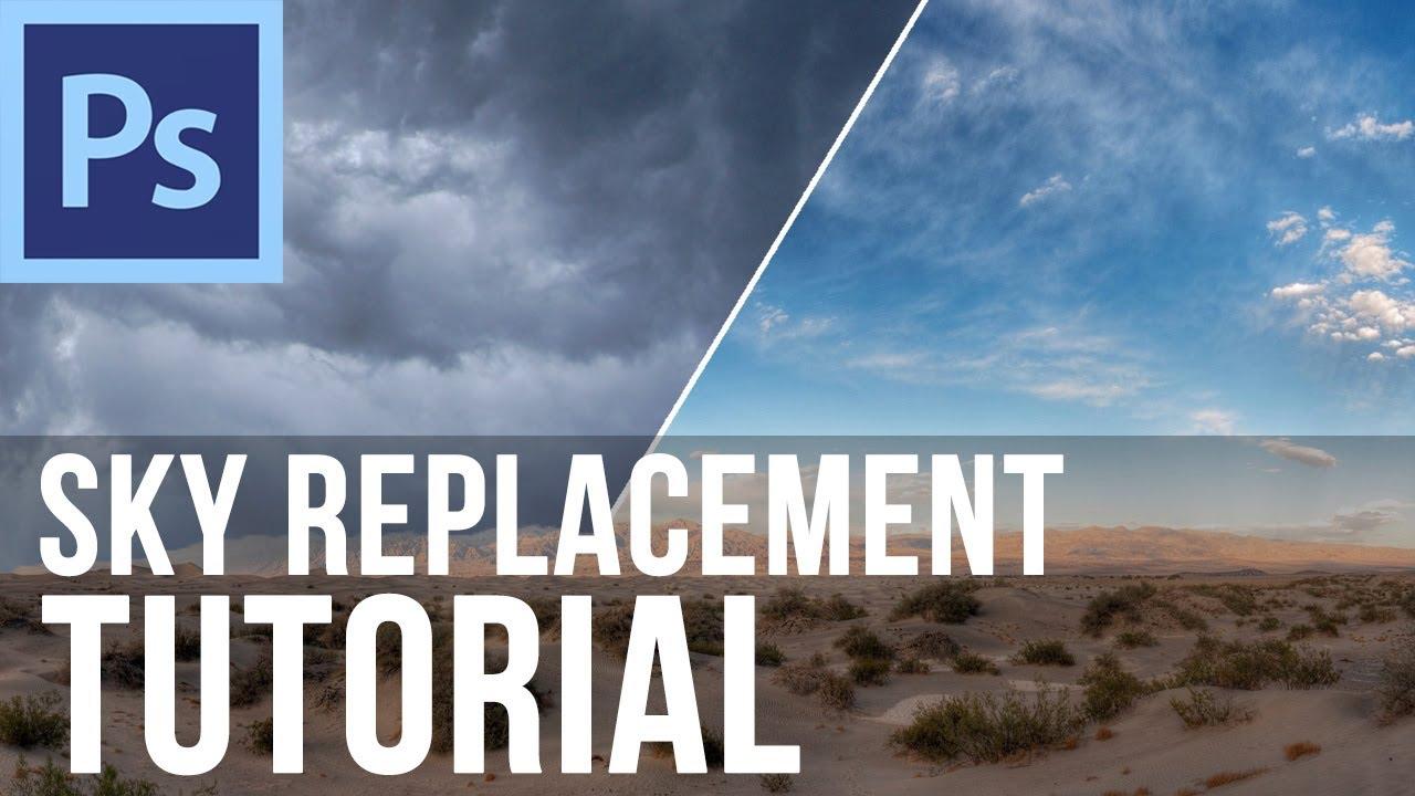 adobe sky replace tool_0