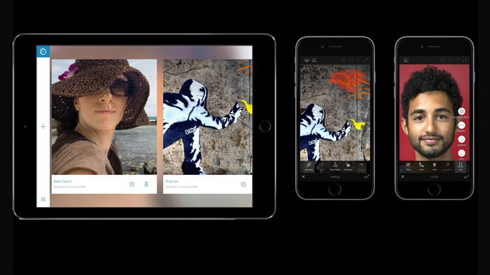 photoshop fix mobile app