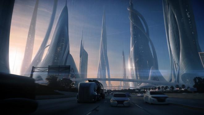 cars futuristic city design ideas by kaspersky lab