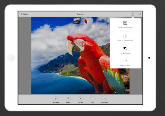 photoshop mix mobile app