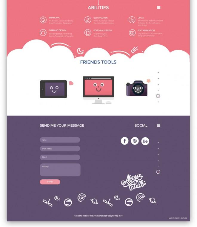 portfolio branding design by alessia tatulli